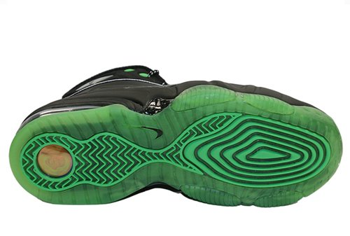 Nike Air Penny 1/2 Cent C Black / Green