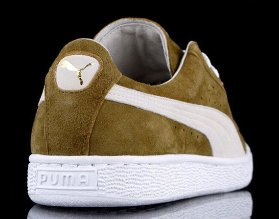 Sneakersnstuff x Puma Suede - GOAT Pack