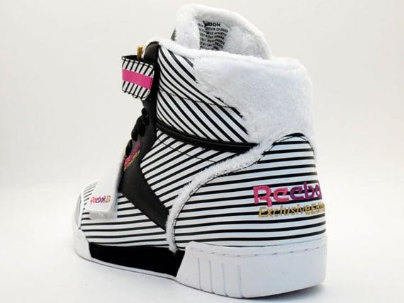 Mita x Reebok Ex-O-Fit Hi SG Strap - Stripe Edition