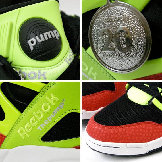 Reebok Respect Pack - Pump Omni Lite, Court Victory Pump & Insta Pump Fury
