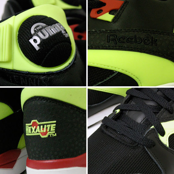Reebok Respect Pack - Pump Omni Lite, Court Victory Pump & Insta Pump Fury