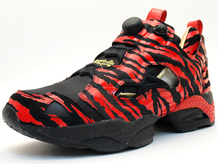 Reebok Year of the Tiger Pack - Pump Omni Lite & Insta Pump Fury