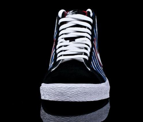 sale retailer 08ea2 ec37f Spring Popular brands Nike SB Blazer Blue Zebra dQ23hT2O3X94 - Mens Shoes  larger image Via HighSnobiety. ...