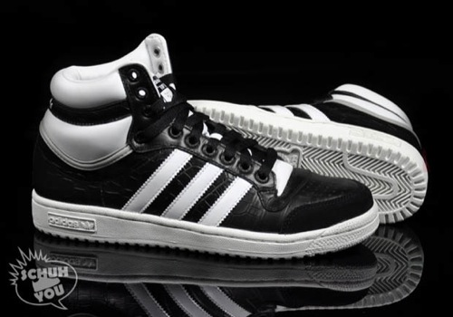 adidas high tops black. adidas+Top+Ten+High+Black%