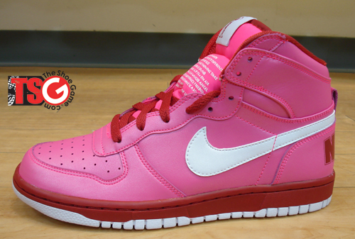 "The Nike Big Nike High ""Valentine s Day"" 2010 is making its way to  participating Nike retailers now 2982d5ffb075"
