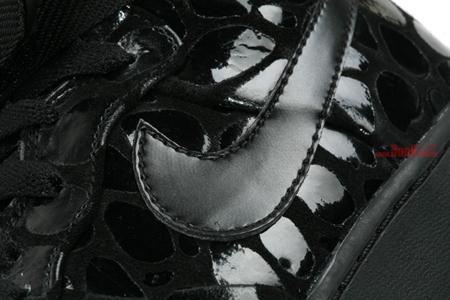 Nike Air Force 1 High Supreme LE Women s - Black   Metallic Gold ... c82b5acfcf