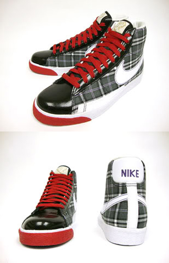 online store a2bc9 e532d Nike Women's Blazer High - Valentine's Day | SneakerFiles