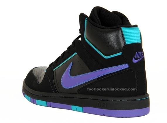 Zapatos antideslizantes Perjudicial base  foot locker nike high tops