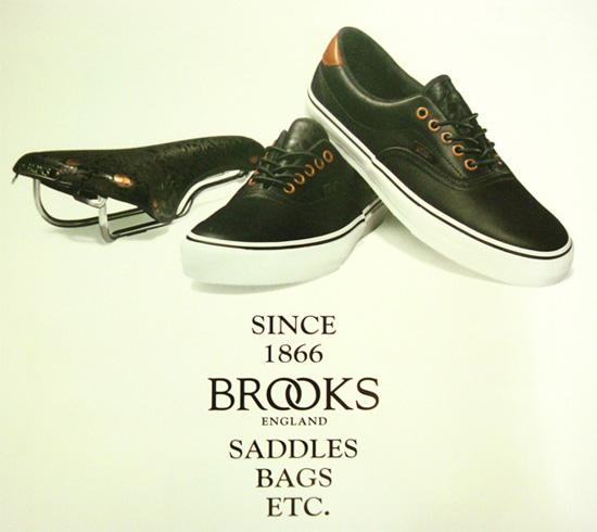 Vans x Brooks
