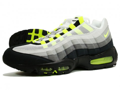 nike air max 95 neon 2010 release 9s