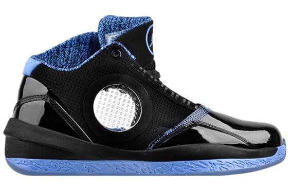 Air Jordan 2010 Black / University Blue - New Images