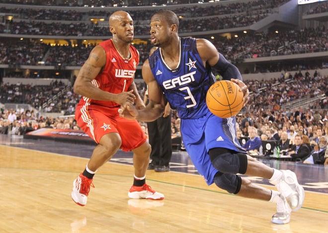 Air Jordan 2010 - Dwyane Wade All Star Game PE