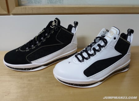 Air Jordan CP3.III - Wake Forest PEs