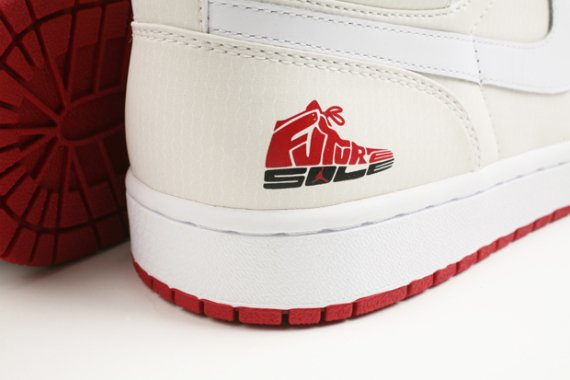 "Air Jordan I (1) High ""Future Sole"" - Friends & Family"