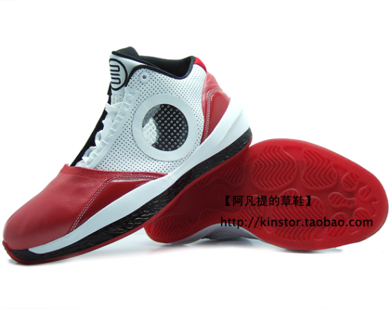 Detailed Look: Air Jordan 2010 - W3lcome Home