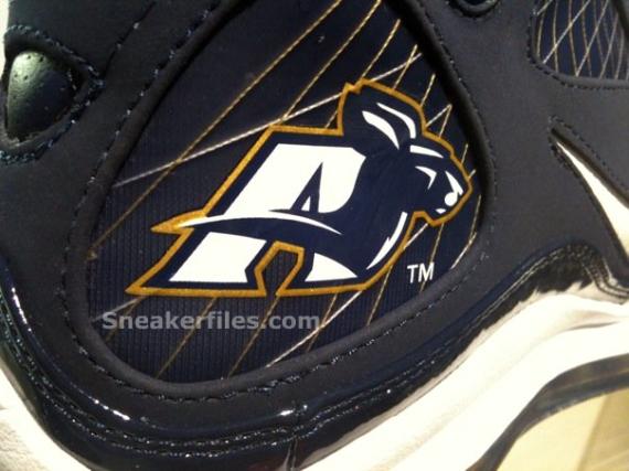 Nike Air Max LeBron VII (7) - University of Akron