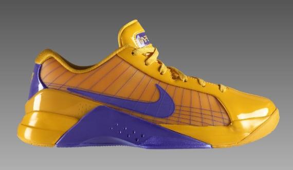 "Nike Hyperdunk Low ""Snake Pool"" - Del Sol / Varsity Purple"