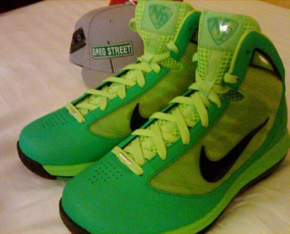 "Nike Hyperize - ""Kryptonate"""