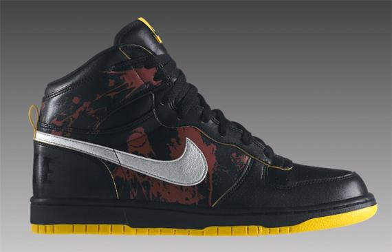 Nike the black mamba