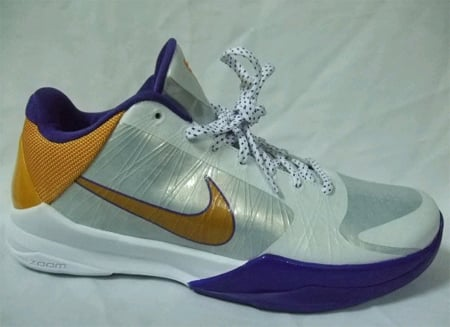 check out 2eeb1 0f49a ... netherlands home nike with the second official release of the nike zoom  kobe v which came