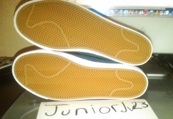 Nike SB Premium Blazer Sample – Nightshade / Black