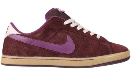 Nike SB Zoom Classic - Boulder / Vintage Purple - Light Brown