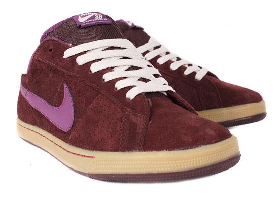 Nike SB Zoom Classic - Boulder / Vintage Purple - Light Brown