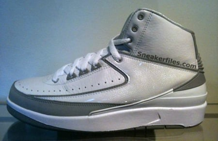 "Release Reminder: Air Jordan II (2) Retro - ""25th Anniversary"""