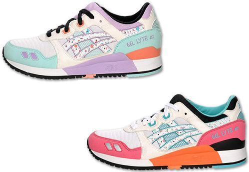 asics colorways