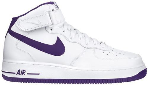 purple air force ones