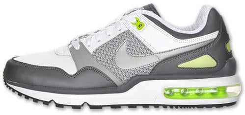 brand new b87a7 665d3 Nike Air Max T-Zone White Wolf Grey-Electric Green Available Now