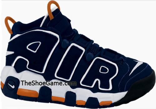 Not to be mistaken with the Nike Air Total Max Uptempo that we recently  showed you in a grey/red-white colorway, the Nike Air More Uptempo is  another Nike ...