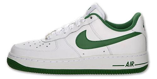 NikeAirForce1StPatricksDay1