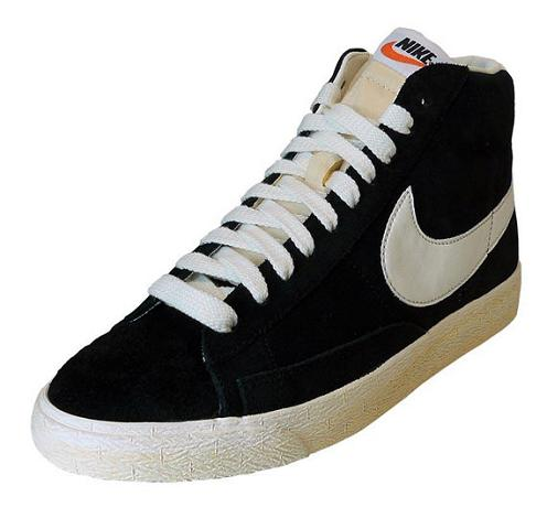 Nike Blazer High Vintage Black/White