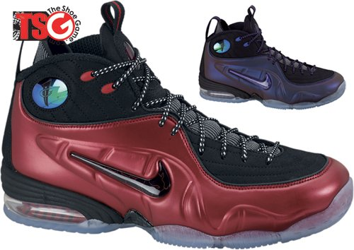 2010 is seemingly shaping up to be a monumental year for Nike Penny fans.  We ve caught wind of plans to release sneakers such as an eggplant Nike Air  Penny ... b9a6963410