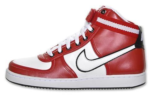 cheaper 902a4 36948 Nike Vandal High Red White-Black