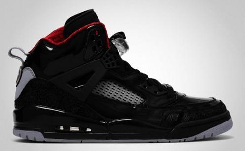 Air Jordan Spizike Black Varsity Red-Stealth – Release Update. By. Brian  Betschart. -. Mar 24 79e7de3fa