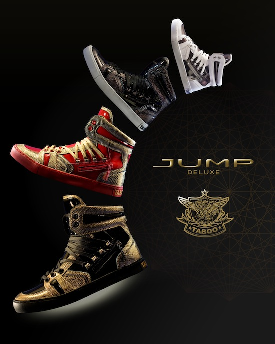 Taboo Jump Shoes Deluxe