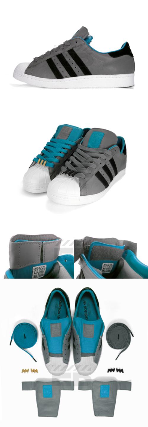 adidas Stan Smith & Superstar - Transform Pack