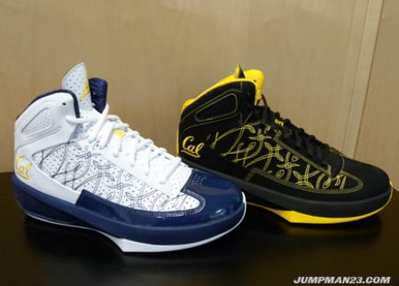 Air Jordan Icons - Cal PEs