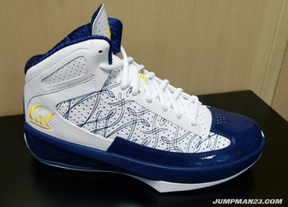 Air Jordan Icons - Cal PEs