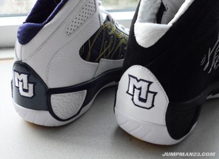 Air Jordan Icons - Marquette University PEs