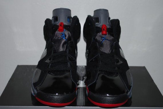 "Air Jordan VI (6) ""Pistons"" - Available on eBay"