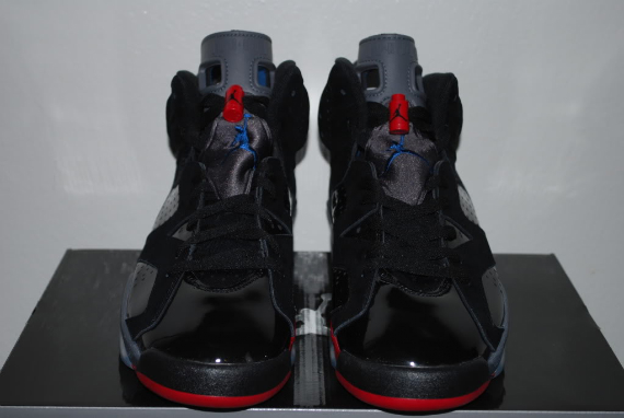 "Air Jordan VI (6) ""Pistons"" - Available on eBay"
