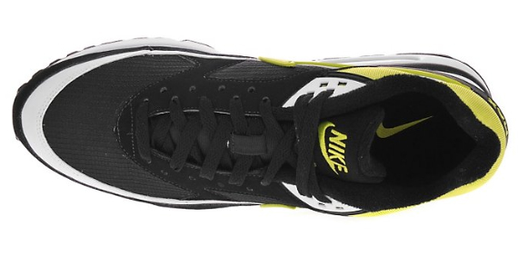 Nike Air Classic BW - Black / Yellow - White