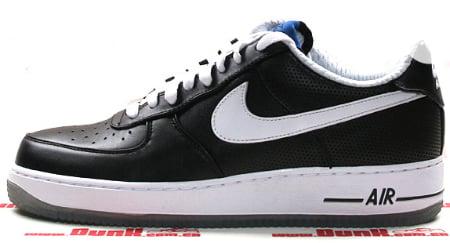 Nike Air Force 1 x Futura – Black / White – Grey