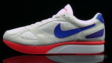 Nike Air Mariah – White / Ultramarine