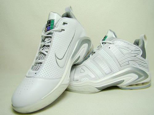 Nike Air Max A Lot - White / Metallic Silver