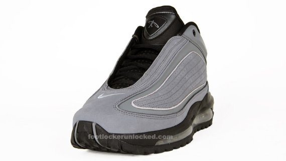 Nike Air Max Griffey II (2) - Cool Grey / Black