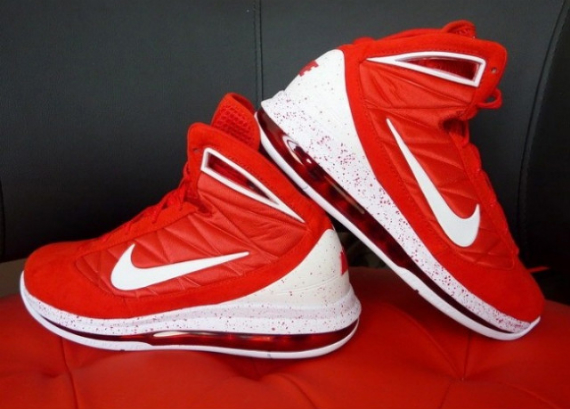 Nike Air Max Hyperize NFW (No Flywire) - White / Red